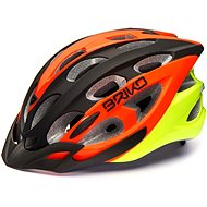 Briko Quarter oranžová - Prilba na bicykel