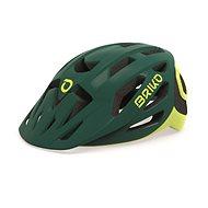 Briko Sismic green - Prilba na bicykel