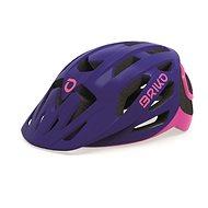 Briko Sismic purple M - Prilba na bicykel