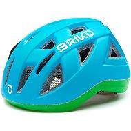 Briko Paint blue M - Prilba na bicykel
