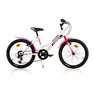 "Dino Bikes 20 white (2016) - Detský bicykel 20"""