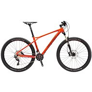 GT Zaskar Carbon Elite Orange L (2016) - Horský bicykel 27,5""