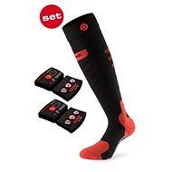 Lenz Heat socks 5.0 toe cap + lithium pack rcB1200 - Vyhrievané ponožky