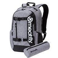 Meatfly Basejumper 5 Backpack, D - Mestský batoh