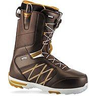 Nitro Anthem TLS Brown - Topánky na snowboard