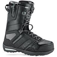 Nitro Vagabond TLS Black 275 - Topánky na snowboard