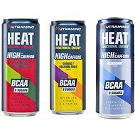 Nutramino HEAT BCAA 330 ml - Športový nápoj