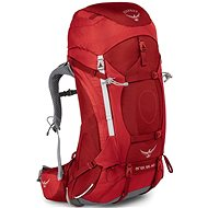 Osprey Ariel AG 55 picante red - Tourist Backpack