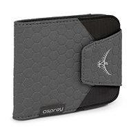 Osprey QuickLock RFID Wallet shadow grey - Peňaženka