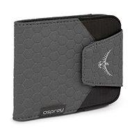 Osprey QuickLock RFID Wallet Shadow Grey - Peňaženka