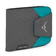 Osprey QuickLock RFID Wallet tropic teal - Peňaženka