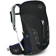 Osprey Tempest 16 II black WSM - Turistický batoh