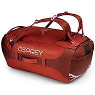 Osprey Transporter 95 II ruffian red - Cestovná taška
