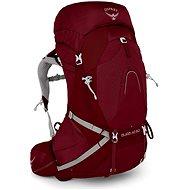 Osprey Aura AG 50 II Gamma Red WM - Turistický batoh