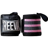 Reeva Elastické bandáže na zápästie 2.0 pink - Bandáž na zápästie