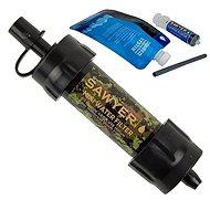 Sawyer Mini camo - Cestovný filter na vodu