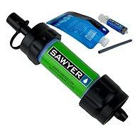 Sawyer Mini Filter – zelený - Cestovný filter na vodu