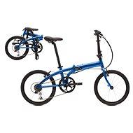 Tern Link B7 modrá-modrá (2017) - Skladací bicykel