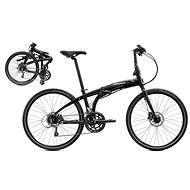 Tern Eclipse D16 čierno-sivý (2017) - Skladací bicykel