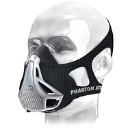 Phantom Training Mask Black/Silver S - Training Mask