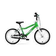 "Woom 3 green (2017) - Detský bicykel 16"""