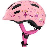 ABUS Smiley 2.0 rose princess - Prilba na bicykel