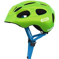ABUS Youn-I sparkling green - Prilba na bicykel
