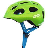 ABUS Youn-I sparkling green S - Prilba na bicykel