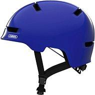 ABUS Scraper Kid 3.0 Shiny Blue - Bike Helmet