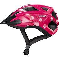 Prilba na bicykel ABUS MountZ fuchsia pink