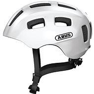 ABUS Youn-I 2.0 pearl white - Prilba na bicykel