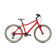 """ACADEMY Grade 5 – 24"""" červený - Detský bicykel"""