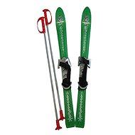 ACRA Baby Ski 90 cm zelená  - Lyžiarska súprava