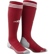 Adidas Adisock 18 červené/biele veľkosť 40 – 42 - Štucne
