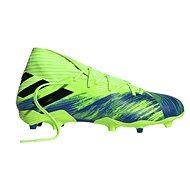 Adidas Nemeziz 19.3 FG zelená/modrá - Kopačky