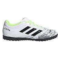 Adidas Copa 20.4. TF biela/čierna - Kopačky