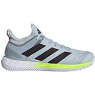 Adidas Adizero Ubersonic 4 šedá/černá EU 45 / 276 mm - Tenisové topánky