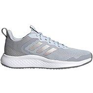 Adidas Fluidstreet sivá/biela - Bežecké topánky