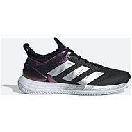 Adidas Adizero Ubersonic 4, Black/White - Tennis Shoes