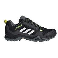 Adidas Terrex AX3 čierna/biela EÚ 42,5/259 mm - Trekingové topánky