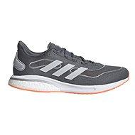Adidas Supernova sivá/biela EÚ 42,5/259 mm - Bežecké topánky