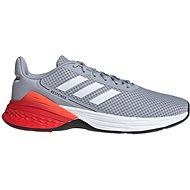 Adidas Response SR sivá/červená EÚ 42,5/259 mm - Bežecké topánky