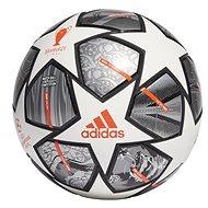 Adidas Finale 21 grey 5 - Futbalová lopta