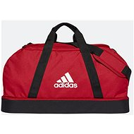 Adidas Tiro Duffel Bag Bottom Compartment M, Red, Black - Taška