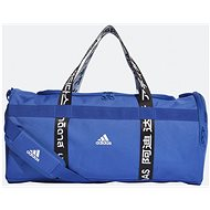 Adidas Performance 4Athlts Duffel Blue, White - Taška