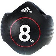 Adidas Medicine ball dvojitý úchop 8kg - Medicinbal