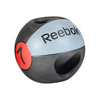 Reebok Medicineball dvojitý úchop 7kg - Medicinbal