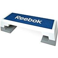 Reebok Aerobic Step, modro-sivá - Posilňovacia lavica