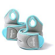 Reebok Záťažové manžety na zápästia 2 × 1 kg, Wrist Weights - Závažie