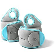 Reebok Záťažové manžety na zápästia 2×1,5 kg, Wrist Weights